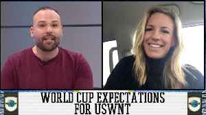 011519_PF Social_Amy Wagner_USWNT Expectations [Video]