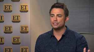 Jonathan Bennett Is Ready For 'Celebrity Big Brother' [Video]