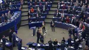 Full story: EU says 'silence is better today' [Video]