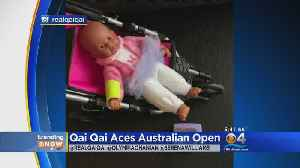 Trending: Meet Qai Qai. Serena's Granddaughter [Video]