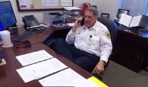 Palm Beach County Fire Rescue's chief gets new job [Video]