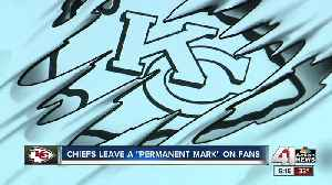 Chiefs leave 'permanent mark' on fans [Video]
