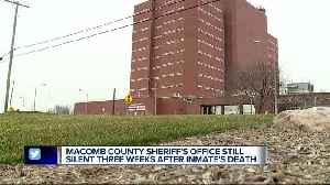 Sheriff remains quiet as public questions drug overdose deaths inside Macomb County Jail [Video]