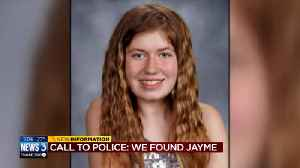 911 call from neighbor reporting Jayme found released [Video]