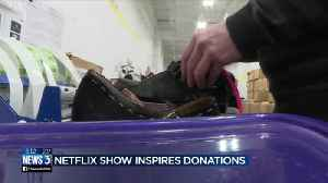 Netflix show helps increase donation rates, Dane County-area Goodwill suspects [Video]