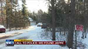 911 call reporting Jayme found released [Video]
