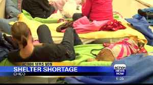 Limited Real Estate Impacts Setting Up Emergency Shelters [Video]