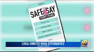 Linea directa para estudiantes de PA [Video]