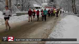America's Greatest Heart Run & Walk sets $1.1M fundraising goal for 2019 [Video]