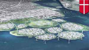 Denmark to build 'Silicon Valley' on artificial islands off its coast [Video]