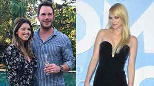 Why Anna Faris Is 'Happy' Chris Pratt and Katherine Schwarzenegger Are Engaged (Exclusive) [Video]
