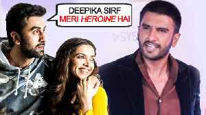 Not Ranveer Singh, Deepika Padukone Signs A Film With Ex Ranbir Kapoor [Video]