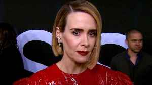 Sarah Paulson Reveals Two Iconic Actresses She Would Add to 'Oceans 9' [Video]