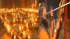 Kumbh Mela 2019 : Saints Light 33,000 Diyas wishing early construction of Ram Mandir | Oneindia News [Video]