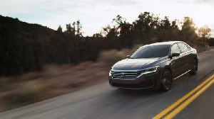 2020 Volkswagen Passat Introduction Press Conference Highlights [Video]