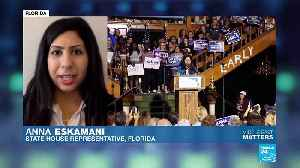 US - Meet Anna Eskamani, the first Iranian-American in Florida's House of Representatives [Video]