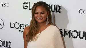 New mum Chrissy Teigen is on a 'journey' to self-acceptance [Video]