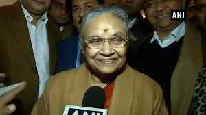 News video: No alliance with AAP as of now: Delhi Congress chief Sheila Dikshit