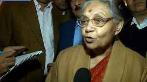 News video: Lok Sabha Election 2019 : Sheila Dikshit rules out possibility of Alliance with AAP | Oneindia News