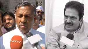 Karnataka : Congress Leaders reacts over Karnataka Crisis, WATCH VIDEO | Oneindia News [Video]