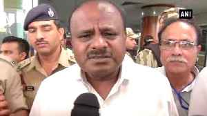 I have sufficient number: HD Kumaraswamy on BJP's horse-trading remark [Video]