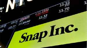 Snap Slips As Another Exec Bolts [Video]
