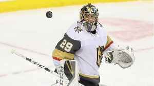 Busted And Disgusted: Why A Ref Told Off Vegas Golden Knights' Marc-Andre Fleury [Video]
