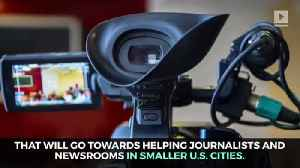 Facebook to Make Big Investment in Local News Organizations [Video]