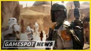 Open-World Star Wars Game Reportedly Canceled By EA [Video]