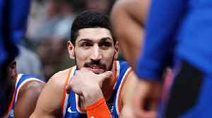Turkey Seeks Arrest Warrant For Knics Enes Kanter [Video]