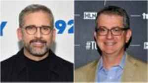 Steve Carell and Greg Daniels Co-Create Netflix Comedy About Trump's 'Space Force' | THR News [Video]