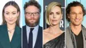 Olivia Wilde, Seth Rogen, Charlize Theron & More to Premiere New Projects at SXSW Film Fest | THR News [Video]