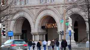 Inspector General Finds GSA 'Ignored' Emoluments Guidelines When Allowing Trump To Keep DC Hotel Lease [Video]