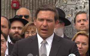 Gov. DeSantis pledges $2M for security at Jewish Day schools [Video]