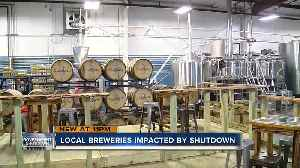 As shutdown continues, brewing industry waits on label approval for new beer [Video]