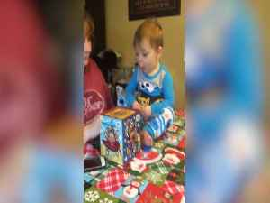 This Baby's Reaction to a Jack-in-the-Box will Melt your Heart [Video]