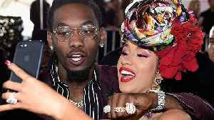 Cardi B READY To Reconcile With Offset According To Her Friends! [Video]