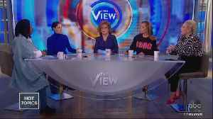 Meghan McCain Clashes with View Hosts over GOP and Race: [Video]