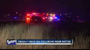 Idaho State Police investigating fatal crash in Notus [Video]