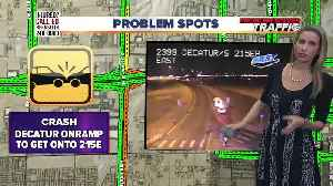 5AM traffic report for Jan. 16 [Video]
