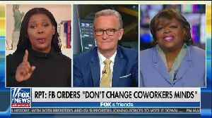 Fox News panel debates Facebook's new employee rules [Video]