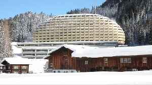 Stage sets for WEF Davos, but some big players absent [Video]