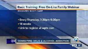 Advice on conquering drug and alcohol addiction [Video]