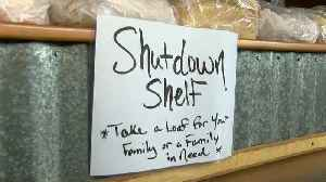"Bakery offers 'Shutdown Shelf"" for people impacted by government shutdown [Video]"