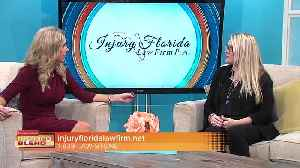 Injury Florida Law Firm | Morning Blend [Video]