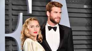 Miley Cyrus's Favorite Things About Hubby Liam Hemsworth [Video]