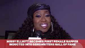 Missy Elliot Breaks Through For A Very Special Award [Video]