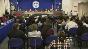 Broward County Holds School Board Meeting As Petition Demands Removal Of Superintendent [Video]
