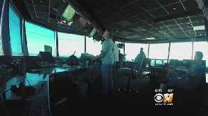 Air Traffic Controller At DFW Concerned About Safety During Government Shutdown [Video]
