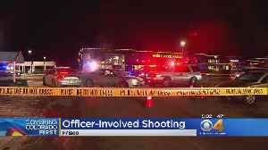 Suspect In Officer-Involved Shooting In Frisco Identified As Derek Perry Baker [Video]
